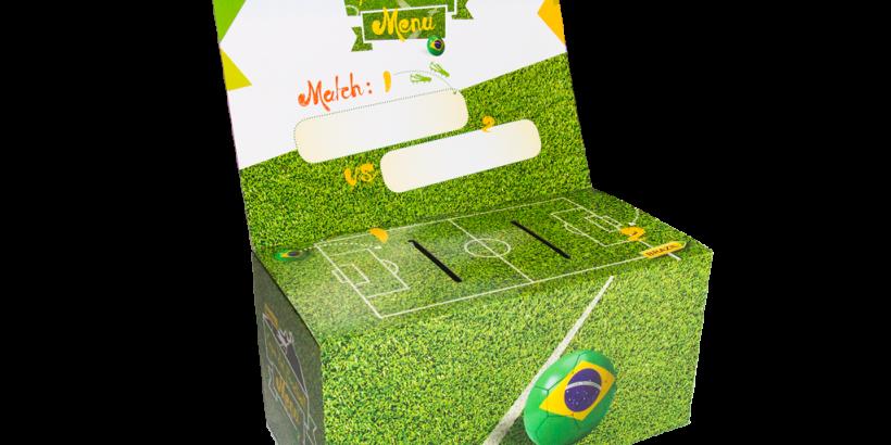 Urne WK Brazilië